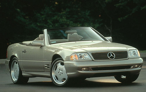 Picture of 1998 Mercedes-Benz SL-Class SL 500, exterior