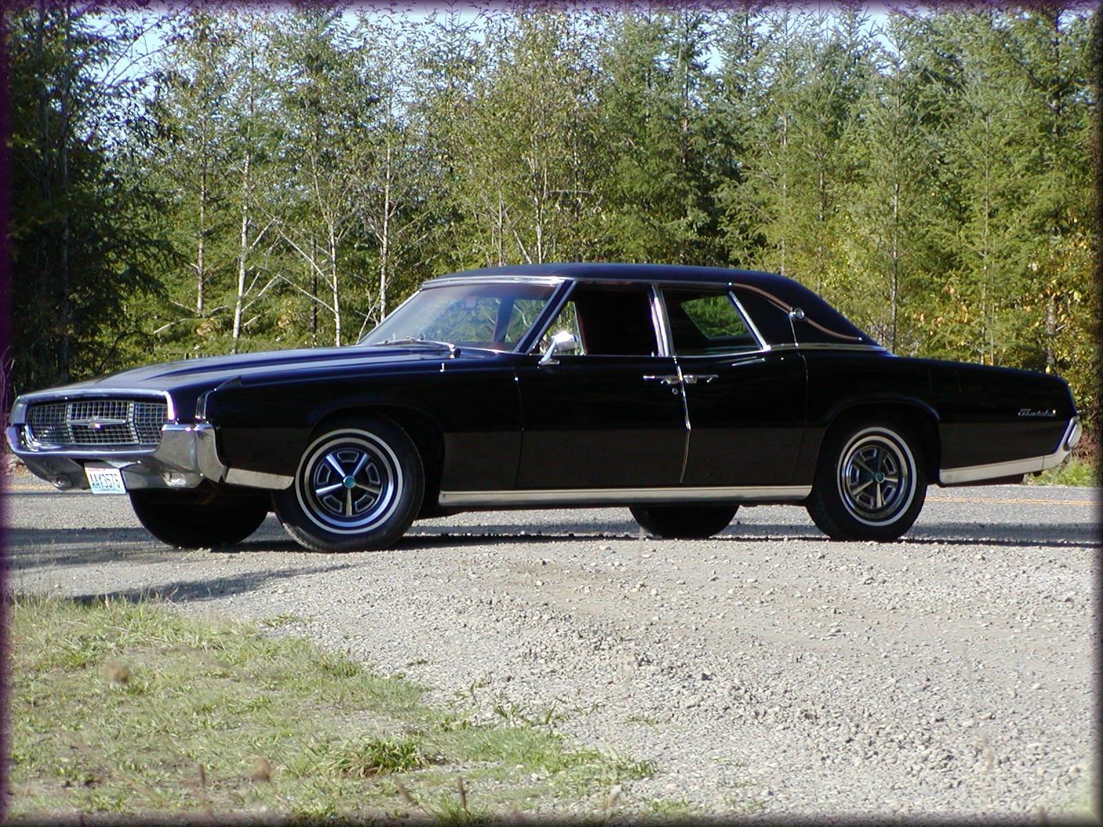 1967 Ford Thunderbird - Exterior Pictures - CarGurus