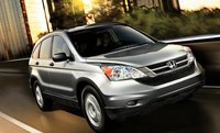 2011 Honda CR-V, front three quarter view , manufacturer, exterior