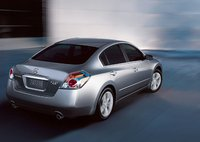 2011 Nissan Altima, back three quarter view , manufacturer, exterior