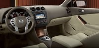 2011 Nissan Altima, dashboard, interior, manufacturer