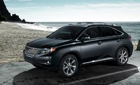 2011 Lexus RX 350 Picture Gallery