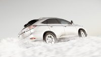 2011 Lexus RX 350, side view , exterior, manufacturer