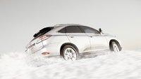 2011 Lexus RX 350, side view , exterior, manufacturer