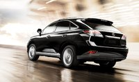 2011 Lexus RX 350, back three quarter view , exterior, manufacturer