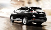 2011 Lexus RX 350, back three quarter view , manufacturer, exterior