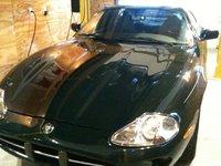 1998 Jaguar XK-Series XK8, Mineeee:), exterior