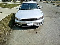 Picture of 2001 Mitsubishi Galant ES, exterior, gallery_worthy
