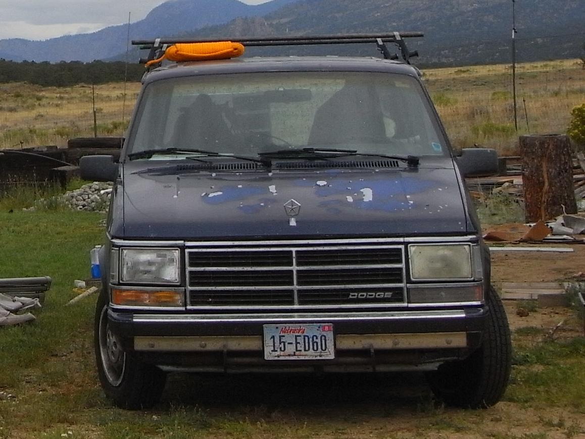 1989 Dodge Caravan - Overview - CarGurus