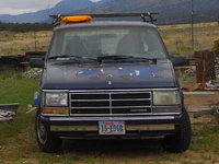 1989 Dodge Caravan Overview