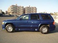 2002 Dodge Durango SLT, 2000 Dodge Durango 5.9 V8 Megnum, exterior