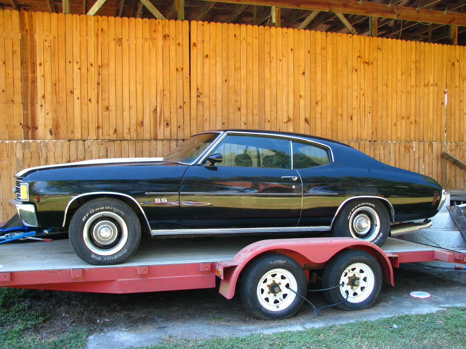Chevrolet Chevelle Questions - What is market value of 1972 Chevelle ...