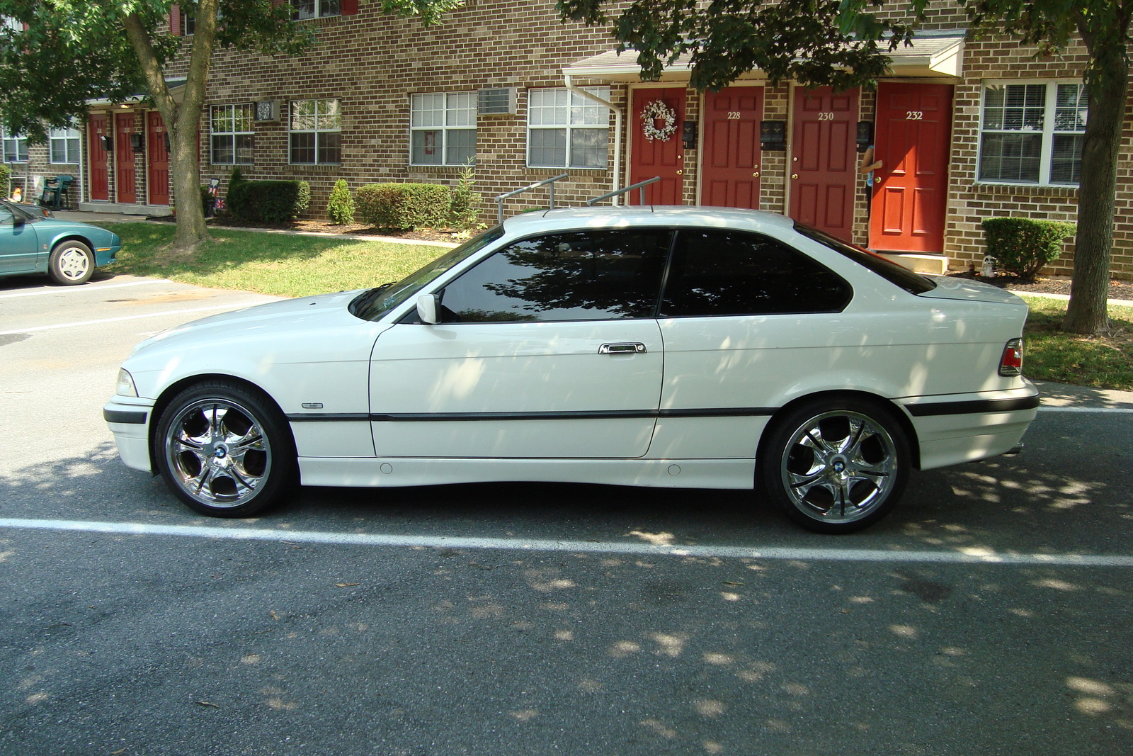 1998 Bmw 3 Series - Pictures