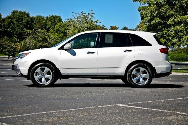 2009 acura mdx - pictures