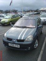 2005 Renault Clio, my beast!!, exterior