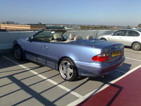Picture of 1999 Mercedes-Benz CLK-Class CLK 320 Cabriolet, exterior, gallery_worthy
