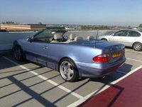Picture of 1999 Mercedes-Benz CLK-Class 2 Dr CLK320 Convertible, exterior