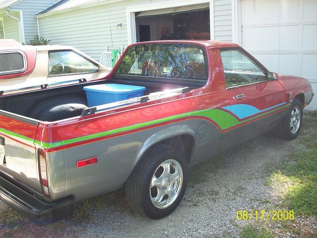 Picture of 1983 Dodge Rampage, exterior
