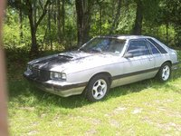 1985 Mercury Capri Picture Gallery