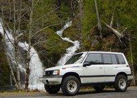 1992 Suzuki Sidekick 4 Dr JX 4WD SUV, Bottom of Sullivan falls, exterior