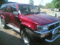 1993 Toyota Hilux Surf Overview
