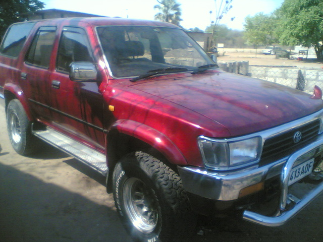 Picture of 1993 Toyota Hilux Surf