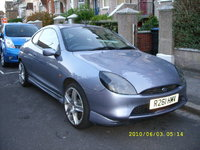 1998 Ford Puma Overview
