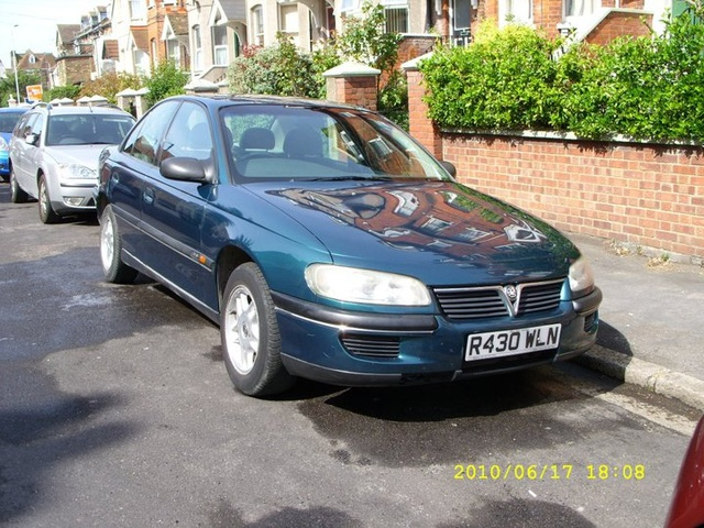 1996 Vauxhall Omega, 47, exterior, gallery_worthy