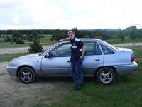 1996 Daewoo Nexia, me and my Nesia xDD, exterior