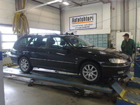 2003 Peugeot 406, 406 GW V6 Executive ´03, exterior, gallery_worthy