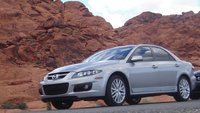 2006 Mazda MAZDASPEED6 Grand Touring 4dr Sedan AWD picture, exterior