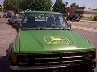 1988 Toyota Pickup, clampy, exterior