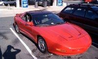 1994 Pontiac Firebird Formula, Fresh paint, exterior