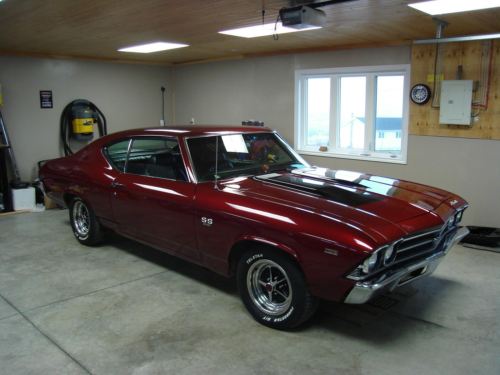 1969 Chevrolet Chevelle Pictures C3655 pi35817720