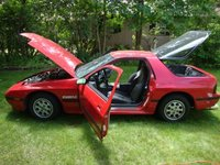 1987 Mazda RX-7 Picture Gallery