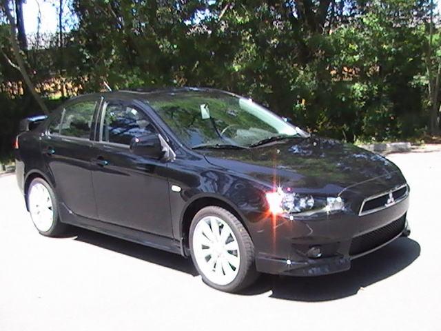 Picture of 2010 Mitsubishi Lancer GTS, exterior, gallery_worthy