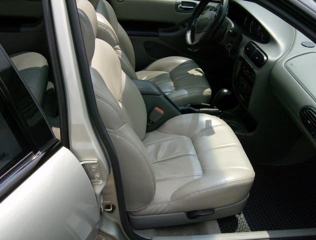 Chrysler Cirrus Dr Lxi Sedan Pic X