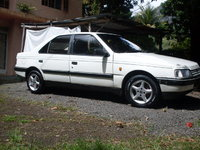 1989 Peugeot 405 Picture Gallery