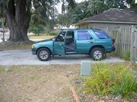 1996 Isuzu Rodeo 4 Dr S V6 SUV, The memories made in this mug are countless lol, exterior