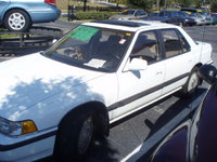 1990 Acura Legend Base, Picture of 1990 Acura Legend 4 Dr STD Sedan, exterior