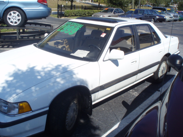 Picture of 1990 Acura Legend 4 Dr STD Sedan