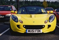 2002 Lotus Elise Picture Gallery