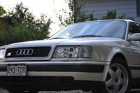 Picture of 1993 Audi S4 quattro Sedan AWD, exterior, gallery_worthy