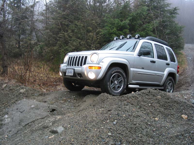 Jeep Liberty Questions - 2003 Jeep Liberty Renegade Lift Kit ...