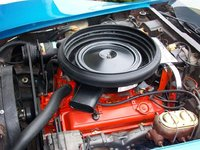 Picture of 1976 Chevrolet Chevette, engine