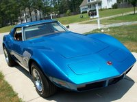 1976 Chevrolet Corvette Overview