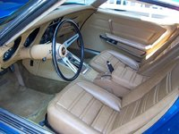 Picture of 1976 Chevrolet Chevette, interior