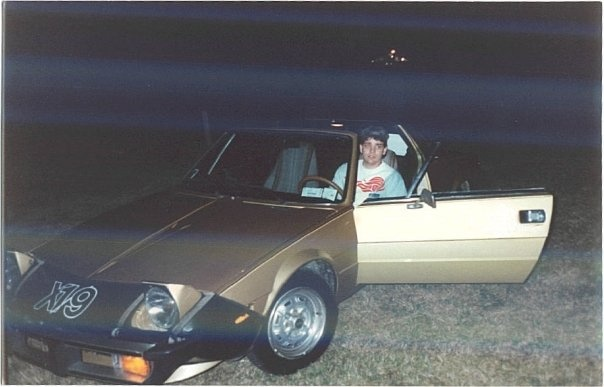 1978 FIAT X1/9, 78' Fiat X/19 Loved that little car!, exterior, gallery_worthy