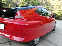 2003 Honda Insight Overview