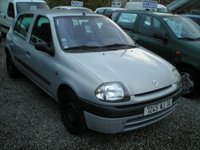 1999 Renault Clio, 1999 Reanult clio 1.4 RT, exterior, gallery_worthy